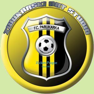 Logo Paruk��ky FC